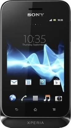 SONY Xperia Tipo (Classic Black, 2.9 GB)