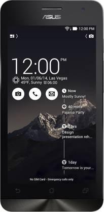 Asus Zenfone 5 A501CG (Black, 8 GB)