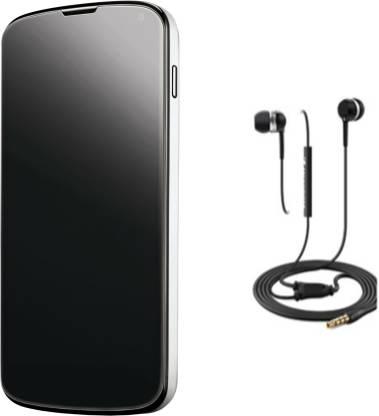 Nexus4 (E960) (White, 16 GB)
