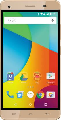 LAVA Pixel V1 with Android One (Gold, 32 GB)