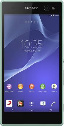 SONY Xperia C3 (Fresh Mint, 8 GB)