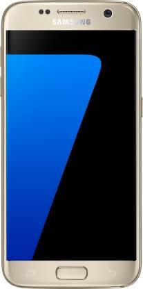 Samsung Galaxy S7 (Gold Platinum, 32 GB)