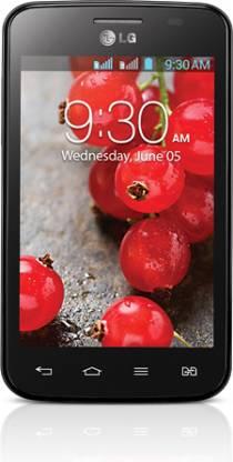 LG Optimus L7 II Dual (Black, 4 GB)