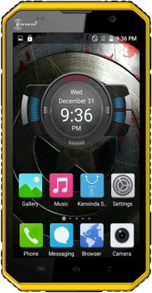Kenxinda W9 (Yellow, 16 GB)
