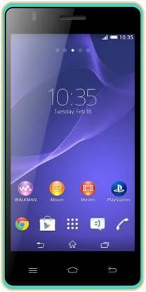Intex Aqua Speed HD (SeaBlue, 16 GB)