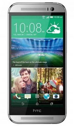 HTC One (M8 Eye) (Silver, 16 GB)