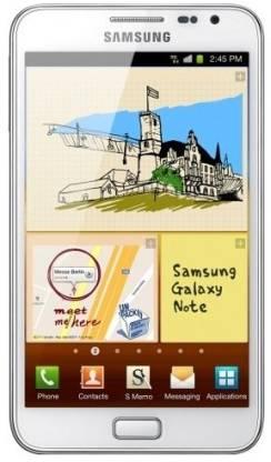 SAMSUNG Galaxy Note (Ceramic White, 16 GB)