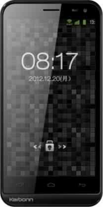 KARBONN Smart A12 (Black & Gun, 4 GB)