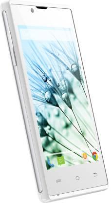 LAVA Iris 250 (White, 4 GB)