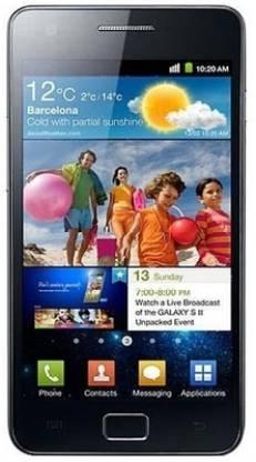 SAMSUNG I9100G (Noble Black, 16 GB)