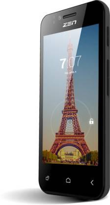 Zen ultrafone 303 3G (Black, 4 GB)