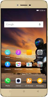 Gionee S6 (Gold, 32 GB)