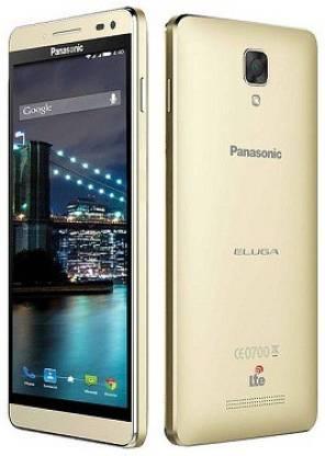 Panasonic eluga (metalic grey, 1 GB)