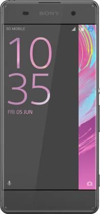 SONY Xperia XA Dual (Graphite Black, 16 GB)