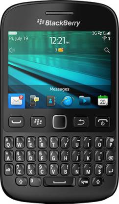 BlackBerry 9720 (Black, 512 MB)