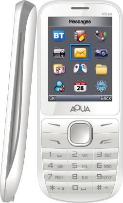 Aqua Vibes - Dual SIM Basic Mobile Phone