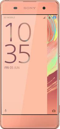 SONY Xperia XA Dual (Rose Gold, 16 GB)