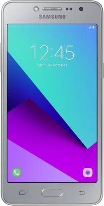 SAMSUNG Galaxy J2 Ace (Silver, 8 GB)