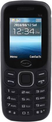 Infix N-4 Dual Sim Multimedia 2.4 Inches
