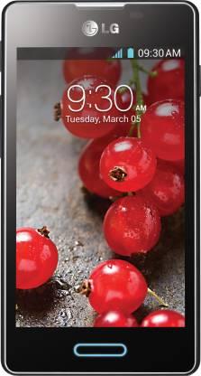LG Optimus L5 II (Black, 4 GB)