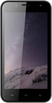 Intex Aqua Y4 (Black, 4 GB)