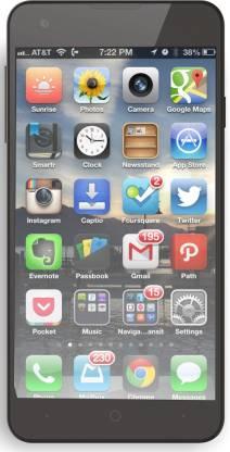 ONIDA i4G 1 (White, 8 GB)