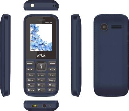 Aqua Phoenix - Dual SIM Basic Mobile Phone