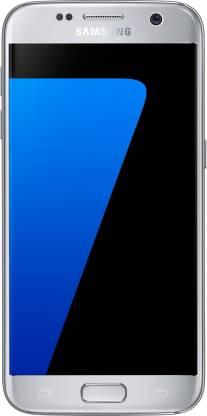 SAMSUNG Galaxy S7 (Silver Titanium, 32 GB)