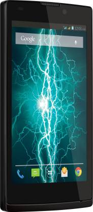 LAVA Iris Fuel 60 (Black, 8 GB)