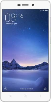 Redmi 3S (Silver, 16 GB)