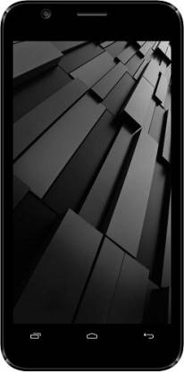 Intex Aqua Young (Dark Grey, 8 GB)