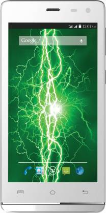LAVA Iris Fuel 50 (White, 8 GB)