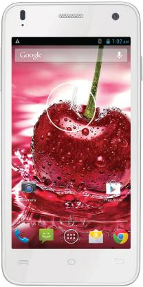 LAVA Iris X1 (White, 4 GB)