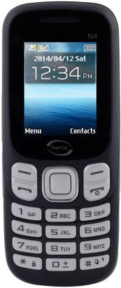 Infix N-4 Dual Sim Multimedia with Facebook