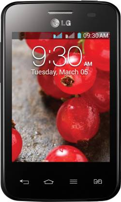 LG L3 II Dual (Black, 4 GB)
