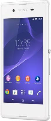 SONY Xperia E3 (White, 4 GB)