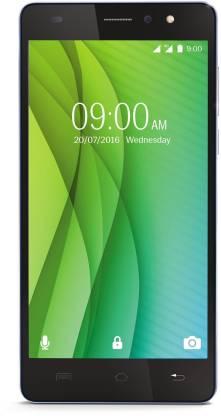 LAVA X50 Plus (Blue and Silver, 32 GB)