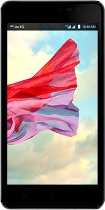 LYF Wind 4S (Black, 16 GB)