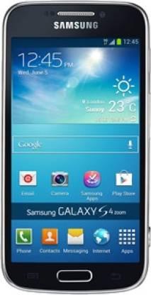 SAMSUNG Galaxy S4 Zoom (Black, 8 GB)