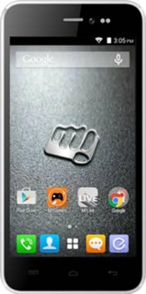 Micromax Bolt Q326 (Grey, 4 GB)