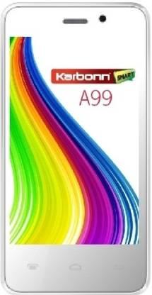 KARBONN A99 (White, 4 GB)