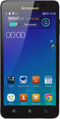 Lenovo S850 (Dark Blue, 16 GB)