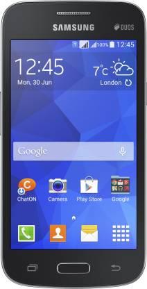 SAMSUNG Galaxy Star Advance (Black, 4 GB)