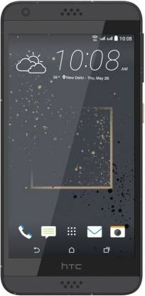 HTC Desire 630 (Golden Graphite, 16 GB)