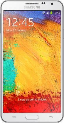 SAMSUNG Galaxy Note 3 Neo (White, 16 GB)