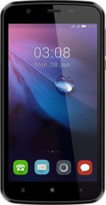 Videocon Infinium Z45 Dazzle (Black, 8 GB)