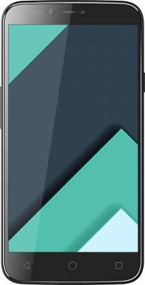 KARBONN Quattro (4G) L50-HD (Grey, 16 GB)