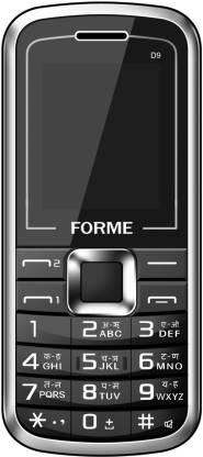 Forme D9 Black