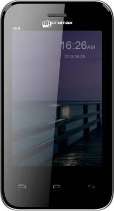 Micromax Bolt A59 (Grey, 512 MB)
