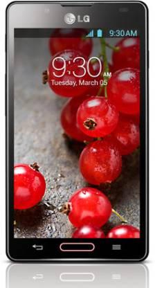 LG Optimus L7 II Single (Black, 4 GB)